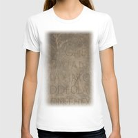 rome T-shirts featuring rome by Cenk Cansever