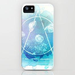 Sacred Jellies iPhone Case