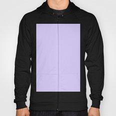 Pale lavender Hoody