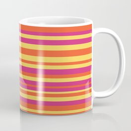 Fiesta Stripes Coffee Mug
