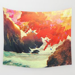 Endless Sunrise Wall Tapestry