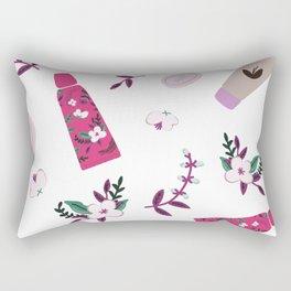 cosmetics Rectangular Pillow