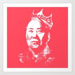 Mao Money, Mao Problems Art Print