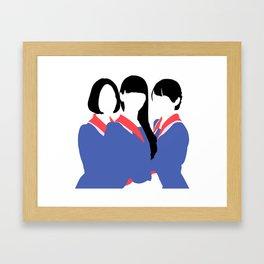 Spending All My Time Framed Art Print