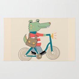 Croc Rug