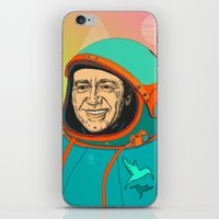 kevin russ iPhone & iPod Skins featuring Kevin Spacey by IvaDim