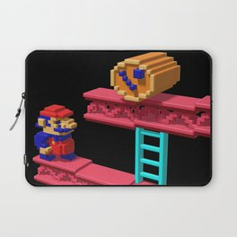 Inside Donkey Kong Laptop Sleeve