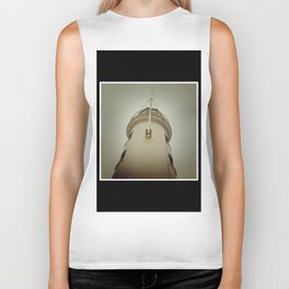 Lighthouse Biker Tank