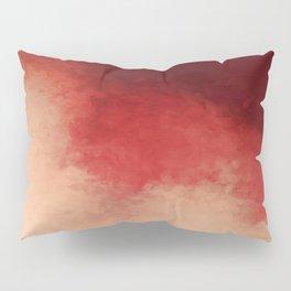 Pink Cherry Pillow Sham