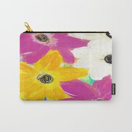 Every Day Floral Carry-All Pouch