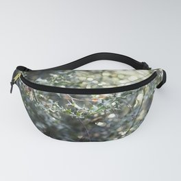 Holly leaves Fanny Pack