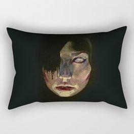 Purge Your Mind Rectangular Pillow