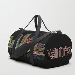Tampa Circuit Duffle Bag