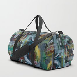 Abstract 1017 Duffle Bag