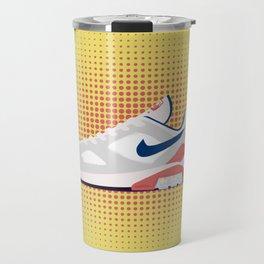 Retro Shoes Love Travel Mug