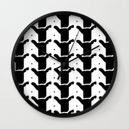 Cheer Hornet Wall Clock