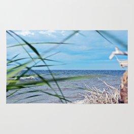 Secluded Beach Rug