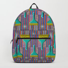 A Brush with Wet Paint Backpack