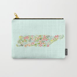 Tennessee Florals Carry-All Pouch