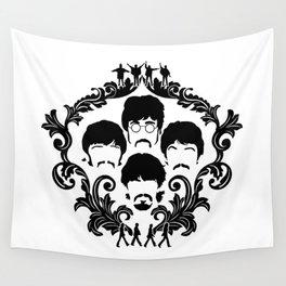 John Paul George Ringo Wall Tapestry