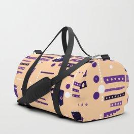 Color square 09 Duffle Bag