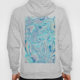Colorful Marble Stone Hoody