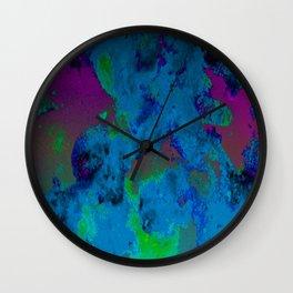 After the Purple Rain, Purple Sunset, RIP Wall Clock