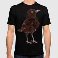 Black Bird Blakely (Vintage Edition) Mens Fitted Tee MEDIUM Black