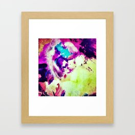 Dream of the Blue Rabbit Framed Art Print
