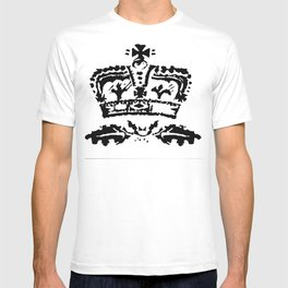 Old Crown Reversed T-shirt