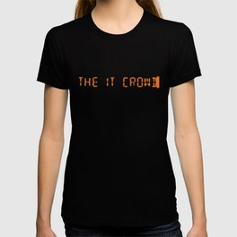 Title - The IT Crowd T-shirt