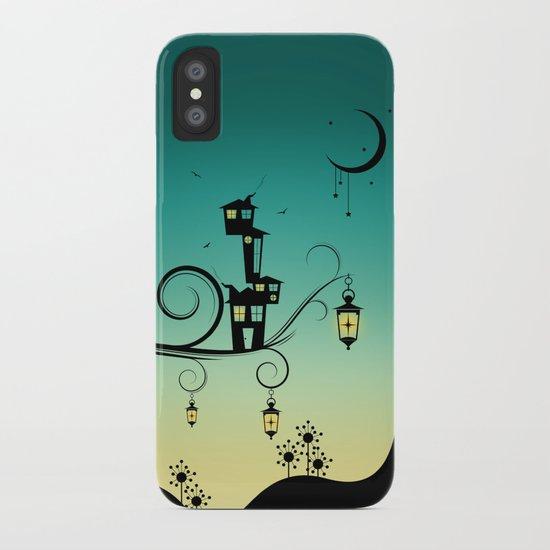 Good Night Little One. iPhone Case