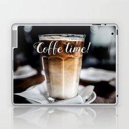 Coffe time! Laptop & iPad Skin