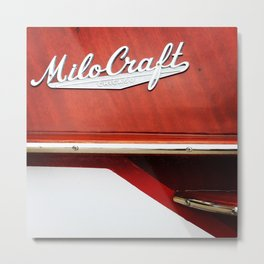 Milo-Craft Metal Print