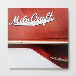 Milo-Craft Metal Print