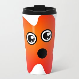 Surprised Spot Travel Mug