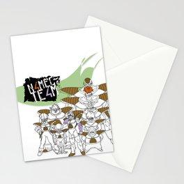 Namec Team Stationery Cards
