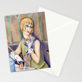 Gerda Wegener Lili Elbe Stationery Cards