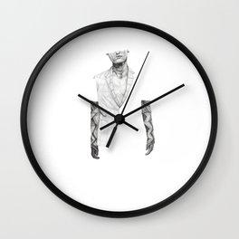 Walter Van Beirendonck spring/summer 2012 Wall Clock