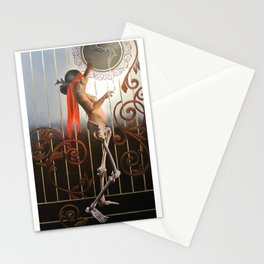 The Smoker Stationery Cards