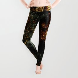Abstract XXIII Leggings