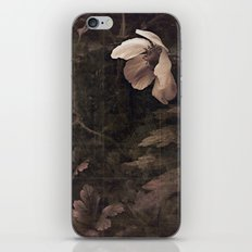 butterfly anemone iPhone & iPod Skin