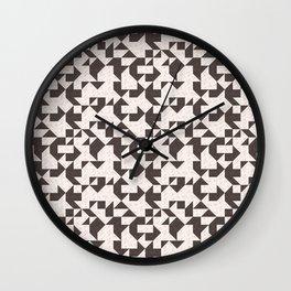 DEEP ORANGE Wall Clock
