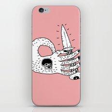 Knife. iPhone & iPod Skin