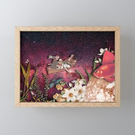 BEFORE THE END Framed Mini Art Print