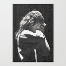 LoveBlind Canvas Print