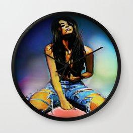 Moxie Raia Wall Clock