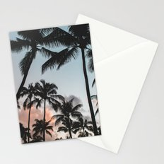 Summer Silhouette Stationery Cards