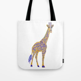 Giraffic Tote Bag
