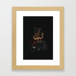 Play House Framed Art Print
